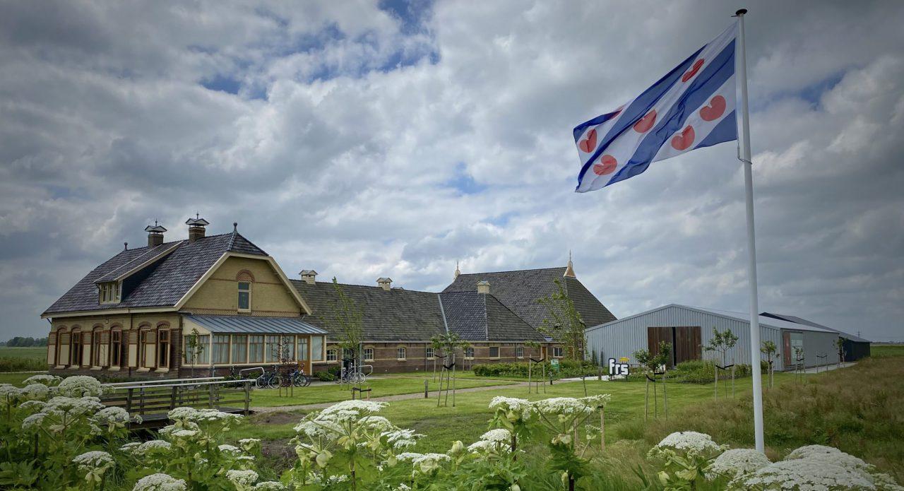Onder ander het Fries Landbouwmuseum werd gekort in zijn subsidie. Foto: Geert Boogaars