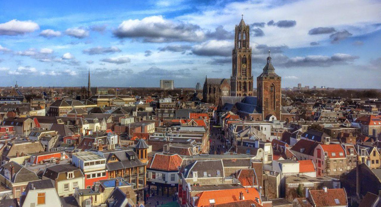 De stad Utrecht